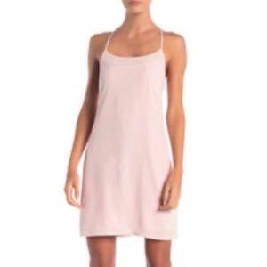 Cynthia Steffe NWT Mini Cami Slip Dress Rose Blush